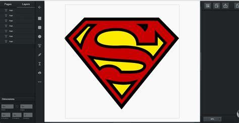 tutorial logo superman tutorials superman logo design and evolution