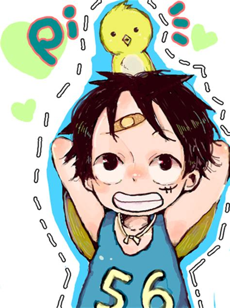 theme tumblr one piece little lamb luffy