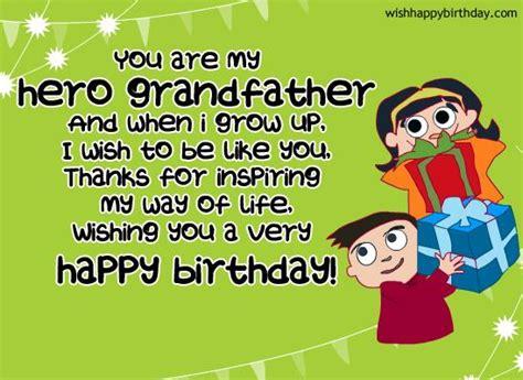 Happy Birthday Wishes To Grandfather 42 Heart Touching Grandpa Birthday Wishes Image Picsmine