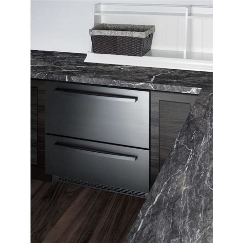 Undercounter Drawer by Sp7d2 Summit 30 Quot Undercounter Refrigerator Drawers