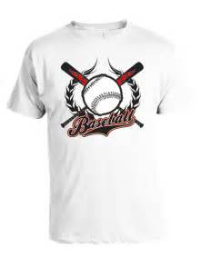 baseball design t shirt