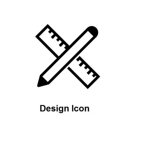 design the icon design icon free download png and vector