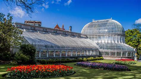 botanic gardens visit belfast