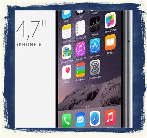 wann wird das iphone 6 vorgestellt iphone 6 fakten und details mobil ganz einfach de