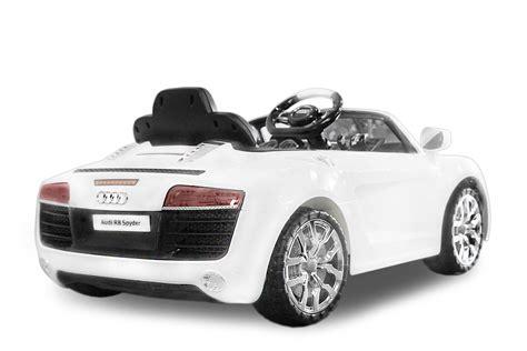 Audi R8 Kinder by Kinder Elektro Licenced Audi R8