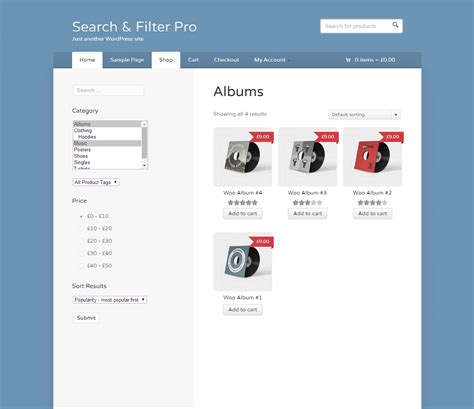 Search Filter Search Filter Pro The Ultimate Filter Plugin