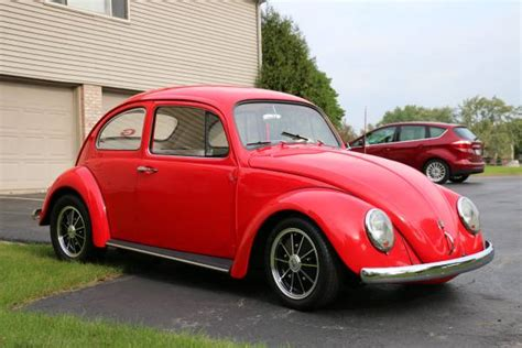 Vw Beetle by Classic Volkswagen Beetle