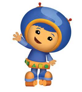 cartoon characters team umizoomi png