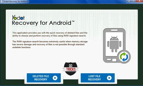restore deleted files android 10 tricks recover deleted files android without pc in 2017