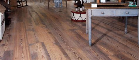 Rustic Wide Plank Flooring Reclaimed Antique Wood Floors Elmwood Reclaimed Timber