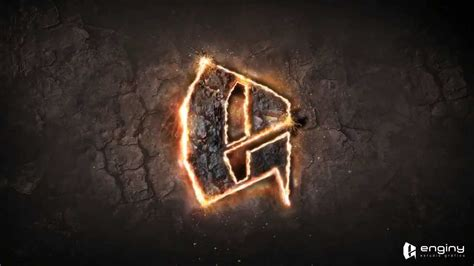 logo design effects in photoshop logo enginy efecto fuego photoshop y after effects youtube