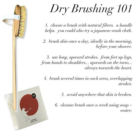 Do Brushing And Showers Detox by 17 Best Images About Brushing On