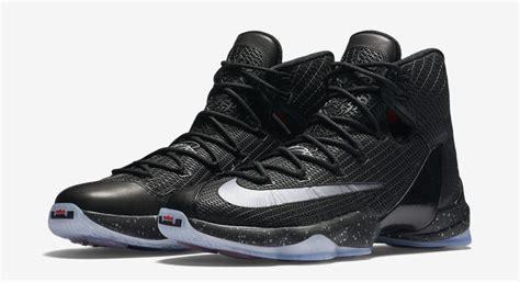 Yuk Sale Nike Lebron 13 Elite Pe Black Yellow buy cheap lebron 14 shoes lebron 12 blue nike basketball