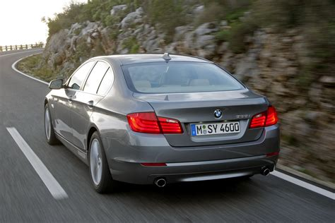 2011 Bmw 5 Series by Bmw Announces Prices On 2011 5 Series Up To 1 650 Lower