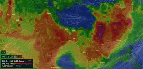 romantic pollution love is in the air part 1 austenticity real time interactive map shows the pollution engulfing