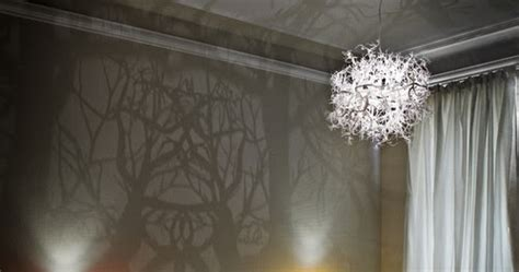 Chandelier That Turns Your Room Into A Forest Nag On The Lake Chandelier Turns The Room Into A Branches And Trees