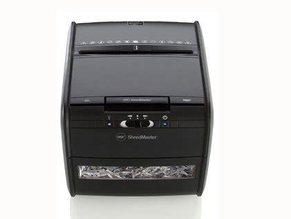 Gbc Paper Shredder Auto 60 X Hitam gbc shredders adityafrontline