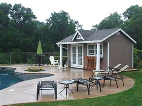 Small Pool Houses swimming pool house designs pool house cabana ideas