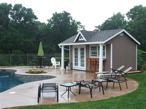 swimming pool house home pool house designs and ideas from the amish