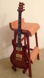guitar stools and woodworking on