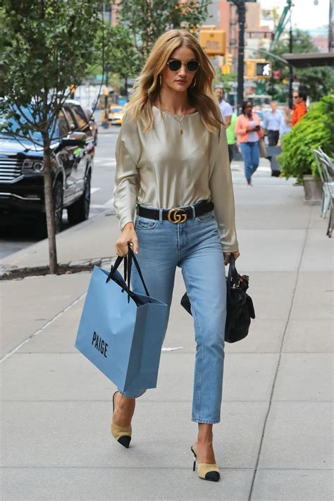 Casual Style rosie huntington whiteley casual style shopping in soho