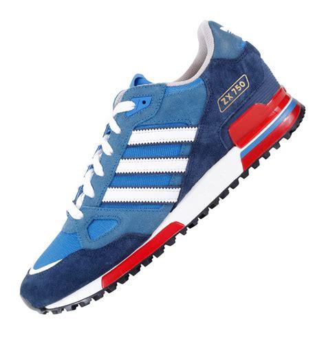 Adidas Zx750 Blue Made In adidas zx 750 bluebird running white sole collector