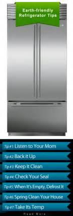 Dacor Cooktop Repair Earth Day Blog Series Part 1 Energy Saving Refrigerator Tips