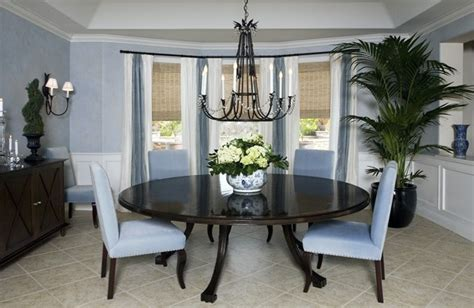 Blue And White Dining Room by Blue White Dining Room Dining Room Los Angeles By