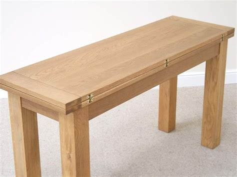 console table used as dining table console table design console dining table convertible