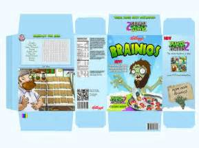 design your own cereal box template cereal boxes designs s 248 gning cereal box