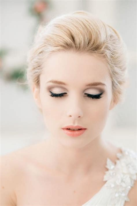 On Timeless Wedding Hairstyles Pink by 31 Gorgeous Wedding Makeup Hairstyle Ideas For Every