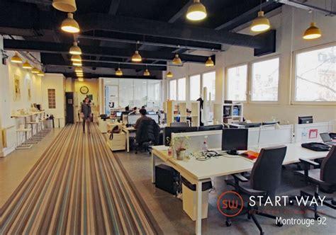 bureau coworking start way bureaux et espace de coworking montrouge