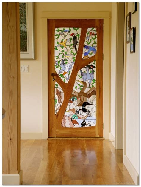 stained glass home decor unique inspiration stained glass interior doors home decor