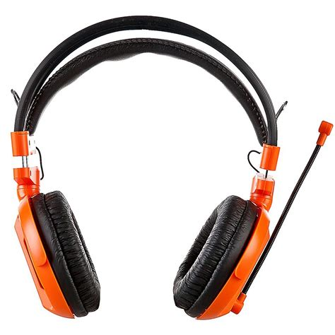Headset Gaming E Blue e blue professional gaming headsets with mic orange