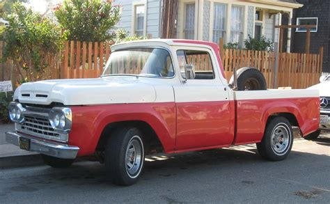 Ford F Series by Ford F Series Third Generation