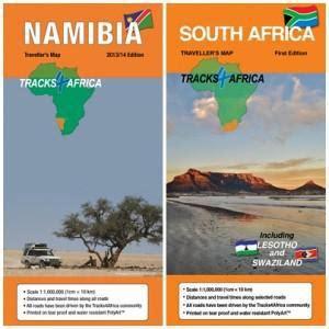 tracks4africa namibia map namibia map tracks4africa