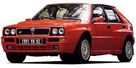 Lancia Delta Integrale Specs Lancia Delta Hf Integrale Evoluzione Catalog Reviews