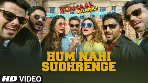 download mp3 from golmaal again listen to golmaal again s fresh new song hum nahi