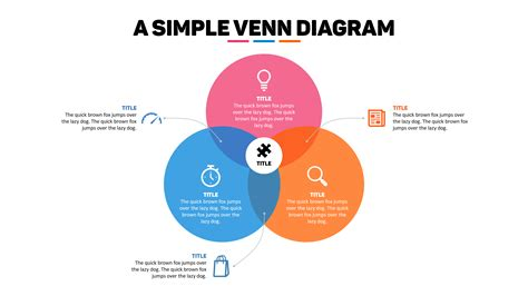 Here S How To Make A Stunning Venn Diagram In Powerpoint Venn Diagram Template For Powerpoint