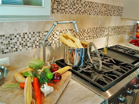 Easy To Clean Kitchen Backsplash Tile Backsplash That Is Easy To Clean And Adds Pop To My Kitchen Is A Must Home