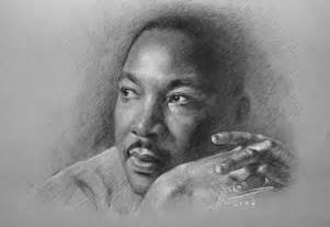martin luther king jr drawing by ylli haruni