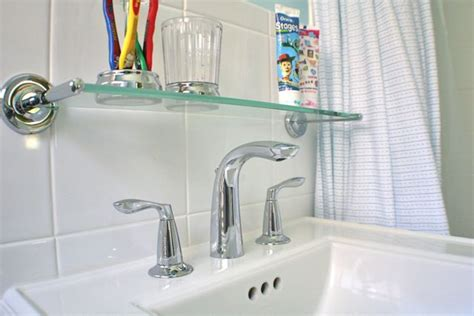 bathroom smells like sulfur bathroom sink trendy design over the sink shelf kitchen