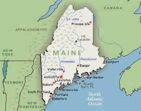 maine canada border map bob s 2013 set 01 of maine favorites