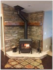 decorating around a wood burning stove wood stove corner hearth ideas wood stove redo