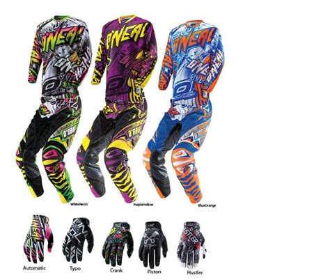 Jersey Set Oneal Hardwear Skizm Dirt Bike Blue oneal dirt bike gear bicycling and the best bike ideas