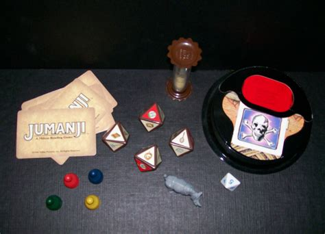 jumanji movie game pieces the 1995 board game of jumanji all about fun and games