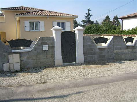 Fabriquer Portail Coulissant 32 by Portail Fer Forg 233 Charbonni 232 Res Les Bains Portillon Fer