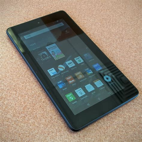 amazon fire 7 kindle fire 7 review 50 tablet satisfies most needs at a