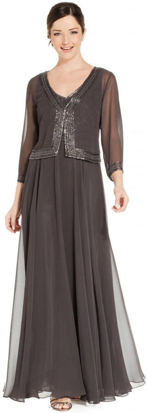 j kara beaded chiffon gown j kara sequin dresses dress images