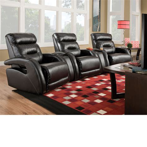 theater room recliners cool theater room recliners home design planning fancy and